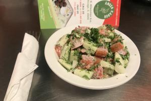 Jerusalem Salad - delivery menu
