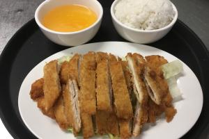 53. Lemon Chicken - delivery menu