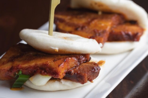 Pork Belly Bun (2pcs) - delivery menu