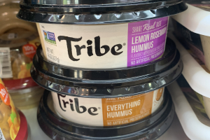 TRIBE hummus  - delivery menu