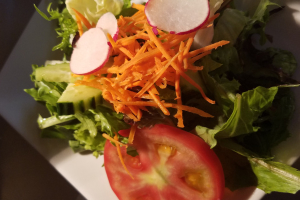 Mini Green Salad - delivery menu