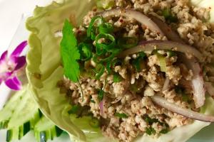 Larb Gai Salad - delivery menu