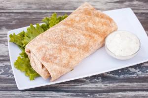 Heart Healthy Chicken Wrap - delivery menu