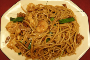 132. Quart of House Special Lo Mein - delivery menu