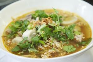 84. Tom Yum Noodle Soup - delivery menu