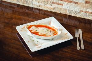 Lasagna - delivery menu