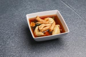 18. Wonton Soup - delivery menu