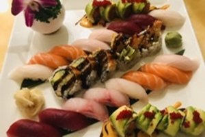 Sushi for 2 - delivery menu