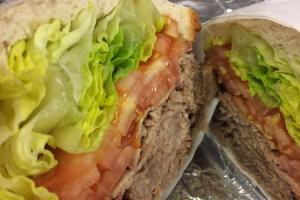 Brisket Sandwich - delivery menu