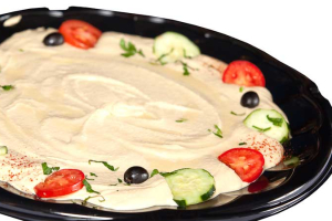 Hummus Tray - delivery menu