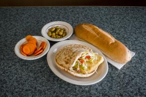 Schnitzel Sandwich - delivery menu