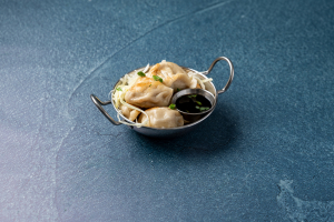 6 Pot Stickers - delivery menu