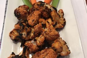Roasted Buffalo Cauliflower Dinner - delivery menu