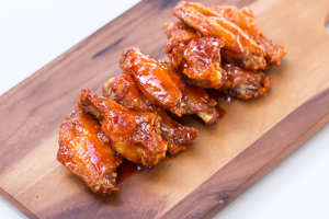 Sweet Chili Wings 스윗칠리닭날개 - delivery menu