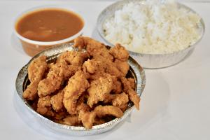 Boneless Chicken Chunks - delivery menu