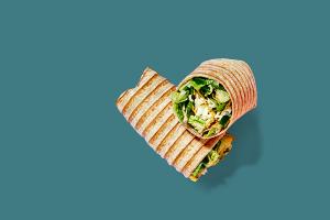Santa Fe Wrap - delivery menu