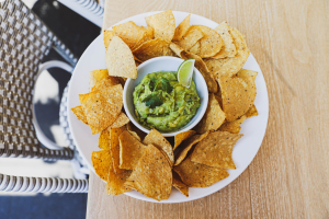 Guacamole & Housemade Chips - delivery menu