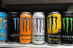 Monster  16oz can energy drinks  - delivery menu