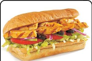 7. Regular Teriyaki Chicken Sandwich - delivery menu
