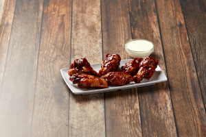 Original, Buffalo, or BBQ - delivery menu