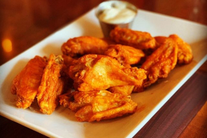 Buffalo Wings - delivery menu
