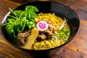 Meijin Miso Beef Ramen - delivery menu