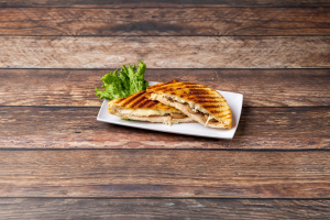 Turkey Mushroom Swiss Panini - delivery menu