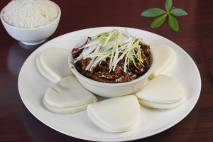 75. Shredded Pork in Special Peking Sauce - delivery menu