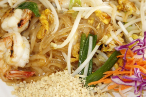 Pad Thai Noodle - delivery menu
