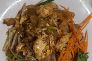 Pad Curry Noodles - delivery menu
