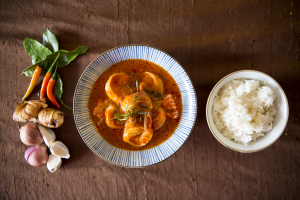 Pha Naeng Curry - delivery menu