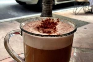 Cappuccino - delivery menu