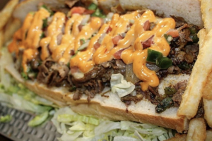 Mexican Cheesesteak - delivery menu