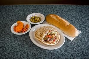 Chicken Shawarma Sandwich - delivery menu