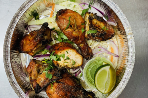 Tandoori Chicken Half - delivery menu