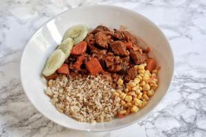 Boneless Vegan Oxtails - delivery menu