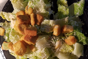 Mini Caesar Salad - delivery menu