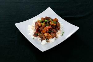 20. Bourbon Chicken - delivery menu