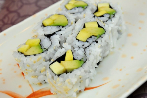 Mango Avocado Roll - delivery menu