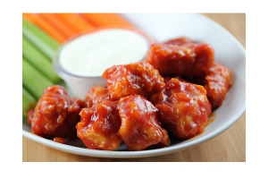 Boneless Buffalo Wings - delivery menu