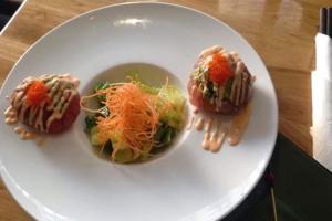 Spicy Tuna Tartar - delivery menu