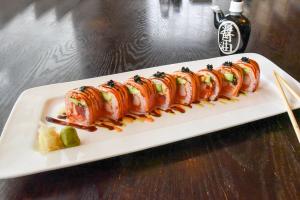 Sakura Garden Special Roll - delivery menu