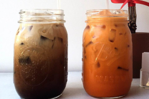 Thai Iced Coffee - delivery menu