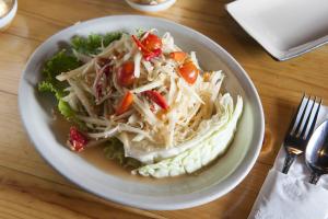 29. Papaya Salad - delivery menu