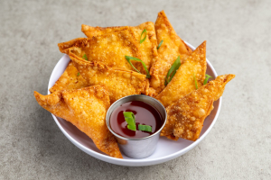 10 Pieces Krab Rangoon - delivery menu