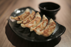 Homemade Gyoza - delivery menu