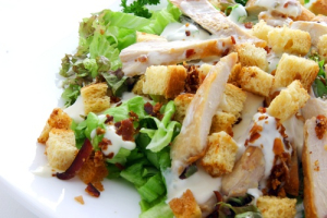 Chicken Caesar Salad - delivery menu