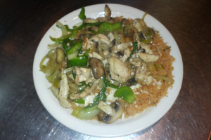 Arroz con Pollo - delivery menu