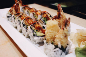 Shrimp Tempura Roll - delivery menu