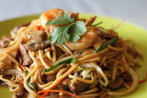 Chow Mein Noodles - delivery menu